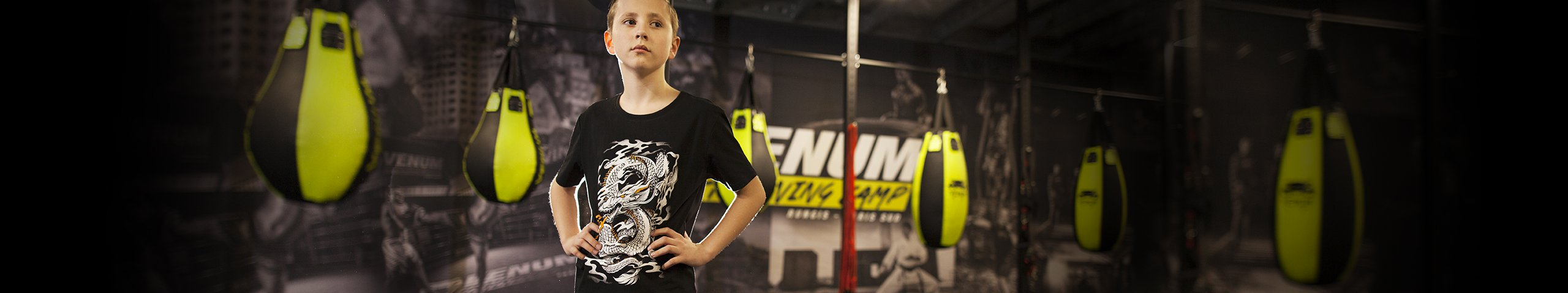 T-shirts Venum - Bambino - Venum.com Italia