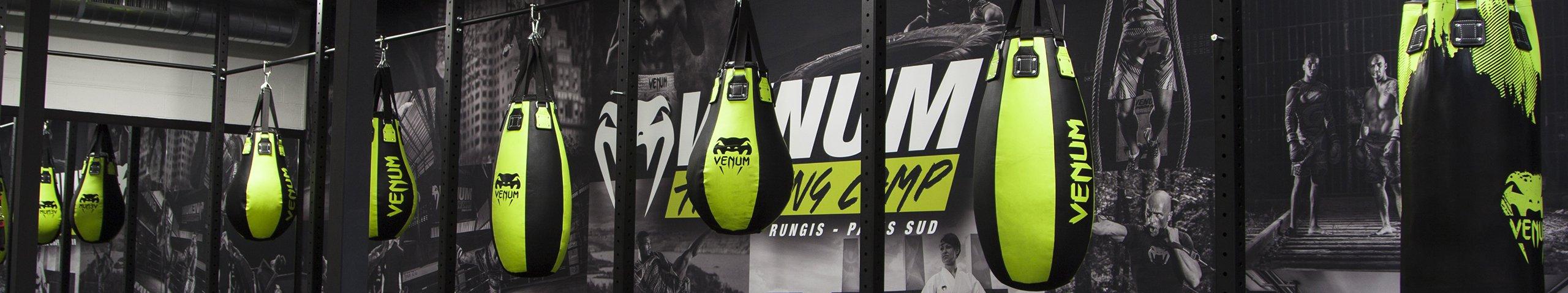 Sacs de boxe Venum (sacs de frappe, sacs à uppercut, poires de vitesse) - Venum.com France