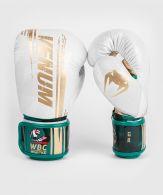 Guantes de boxeo Venum WBC Muay Thai - Blanco/Verde