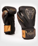 Venum Impact Boxhandschuhe - Schwarz/Bronze