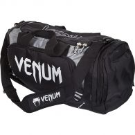 Bolsa de Deporte Venum Trainer Lite - Negro/Gris