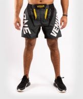 ONE FC Fighshorts - Grau/Gelb