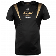 Venum Petrosyan Dry Tech T-shirt - Black/Gold