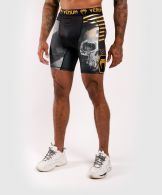 Venum Skull compression shorts - Black