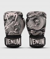 Venum Dragon's Flight Boxing Gloves - Black/Sand