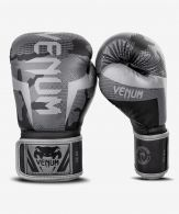 Venum Elite Boxhandschuhe - Schwarz/Camo dunkel