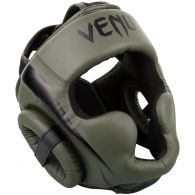 Venum Elite Headgear - Kaki/Black