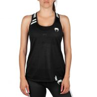 Camiseta sin mangas Venum Power 2.0 - Negro/Blanco