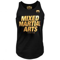 Camiseta de tirantes MMA VT de Venum - Negro/Oro