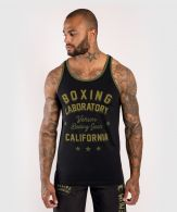 Venum Boxing Lab debardeur - Zwart/Groen