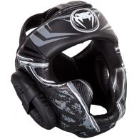 Venum Gladiator 3.0 Kopfschutz - Schwarz/Weiß