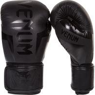Guantes de Boxeo Venum Elite  - Negro