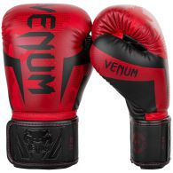 Venum Elite Boxing Gloves - Red Camo