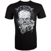 Camiseta Venum Santa Muerte 3.0 - Negro/Blanco