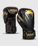 Gants de boxe Venum Impact - Noir/Doré