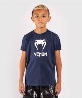 Venum Classic T-shirt - Kinderen - Marineblauw