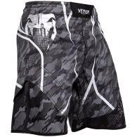 Pantaloncini da combattimento Venum Tecmo - Grigio scuro