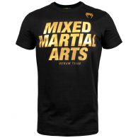 Venum MMA VT T-shirt - Black/Gold