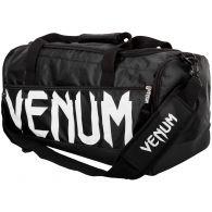 Bolsa de Deporte Venum Sparring - Negro/Blanco