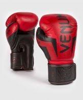 Guantoni da boxe Venum Elite - Rosso camo