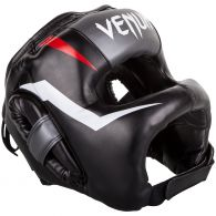 Caschetto da boxe Venum Iron Elite - Nero