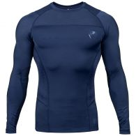 Venum G-Fit Rashguard - Long Sleeves - Navy