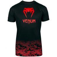 T-shirt Classic Venum - Nero/Rosso