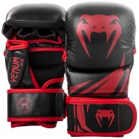 Sparring Gloves Venum Challenger 3.0 - Black/Red