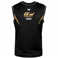 Venum Petrosyan Dry Tech Tank Top - Black/Gold