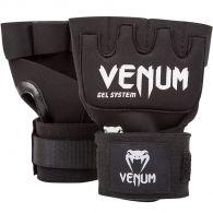 Venum Kontact Gel Handschuhwraps - Black