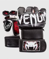 Venum Undisputed 2.0 MMA Handschuhe - Nappaleder - Schwarz