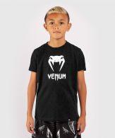 Venum Classic T-shirt - Kinderen - Zwart