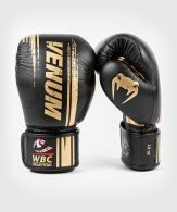 Venum WBC Bokshandschoenen - Zwart/Groen