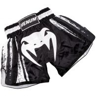 Venum Bangkok Spirit Muay Thai Shorts - Black
