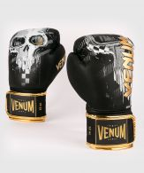 Venum Skull Boxhandschuhe - Schwarz