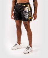 Pantaloncini da combattimento Venum Skull - Nero