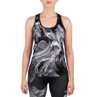Venum Phoenix Tank Top - Black/White - For Women