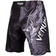 Pantalones MMA Venum Minotaurus - Negro/Blanco