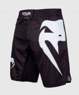 Venum Light 3.0 Vechtshort - Zwart/wit