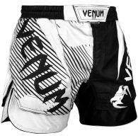 Venum NoGi 2.0 Kampfshorts - Schwarz/Weiß