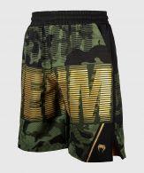 Pantalones cortos de entrenamiento Venum Tactical - Camo Bosque/Negro