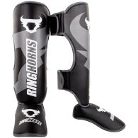 Ringhorns Charger Shin Guards Insteps - Black