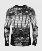 Venum Tactical T-shirt - Long Sleeves - Urban Camo/Black