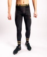 "Venum ""Club 182"" Compression Tights - Black/Gold"