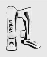 Venum Elite Standup Schienbeinschützer - Weiß/Schwarz