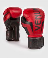 Gants de boxe Venum Elite - Red Camo