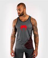 Camiseta sin mangas Dry-Tech Venum Contender 5.0 - Negro/Rojo
