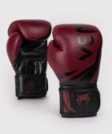 Venum Challenger 3.0 Boxing Gloves - Burgundy