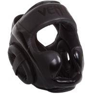 Casco de Boxeo Venum Elite - Negro/Negro