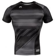 Venum AMRAP Comression T-shirt - Short Sleeves - Black/Grey
